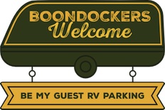 Boondockers Welcome - Be My Guest RV Parking